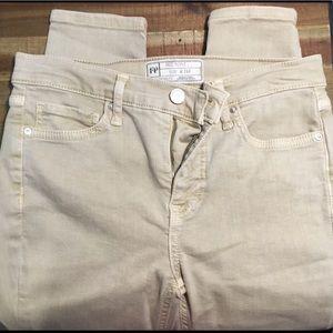 Free People Jeans 26R